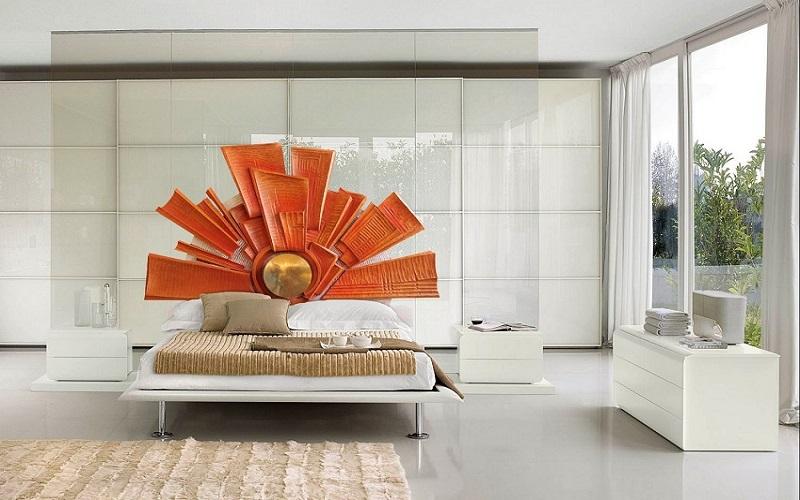 Impressive bedroom interiors